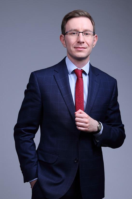 Z-ca dyrektora Narodowego Instytutu Wolności Michał Rulski