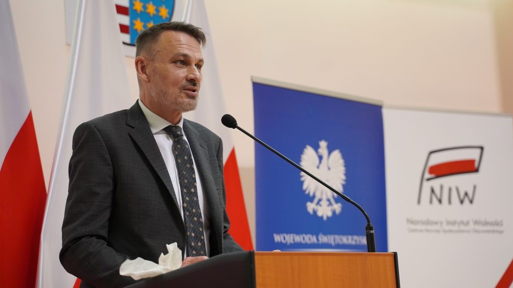 Spotkanie dyrektora NIW z organizacjami z woj. świętokrzyskiego